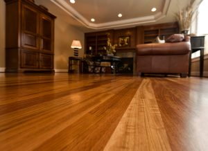 Hardwood Floor Resurfacing