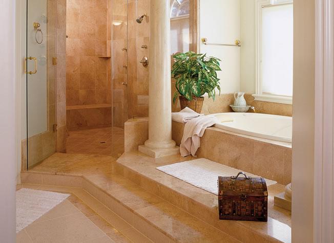 Bath & Showers Flooring