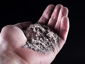 How Does Sand Get Under Carpet?